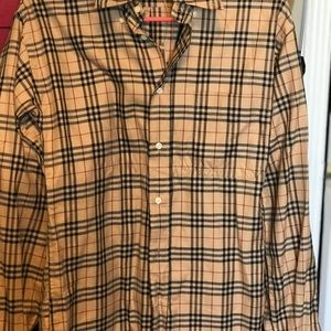 Burberry London Long sleeve